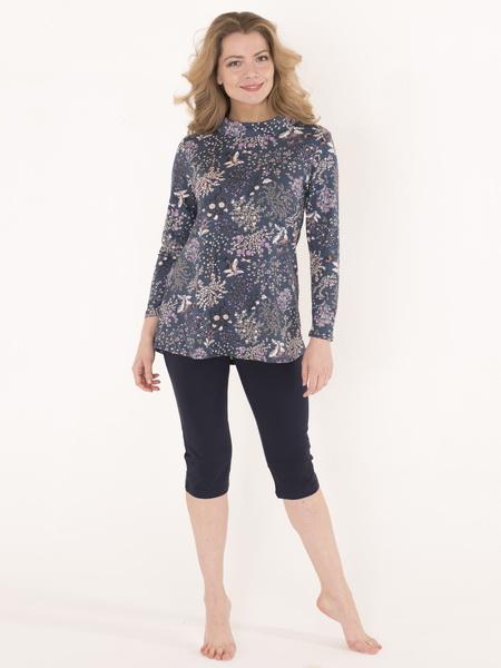 Блузка с удлиненной спинкой доставка